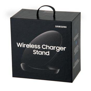 Беспроводное зарядное устройство Samsung EP-N5100 с функцией быстрой зарядки, чёрный